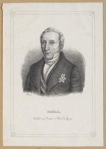 Portret van Willem Frederik Roëll (1767-1835)