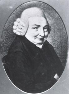 Portret van Jan van Stolk (1731-1810)
