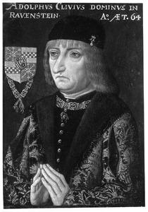 Portret van Adolf van Kleef, 64 jaar oud (1425-1492)