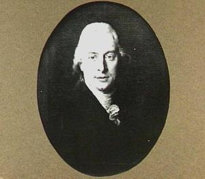 Portret van C.F. van Maanen (1769-1846), Minister van Justitie en van Binnenlandse Zaken