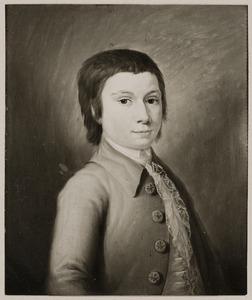 Portret van Johan Frederik van Tets (1774-1832)