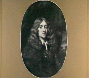 Portret van Dirk Frederiksz. Alewijn (1644-1687)