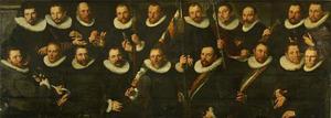 Het korporaalschap van kapitein Jan de Bisschop (?-?) en luitenant Pieter Vinck (?-?)