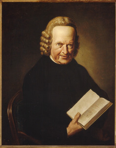 Portret van Johannes Monnikhof (1707-1787)