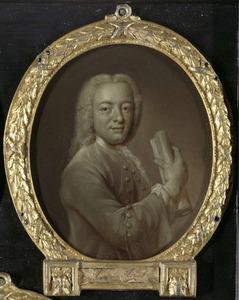 Portret van Bernardus de Bosch (1709-1786)