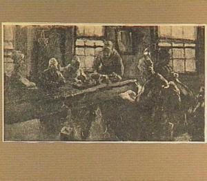Oude vrouwenhuis op Terschelling