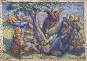 Die sieben Todsünden unter einem Baum