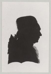 Portret van Paulus Ewaldus van der Perre (1745- )