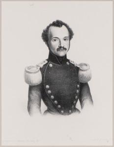 Portret van Lodewijk Franciscus Kempers (1820-1880)