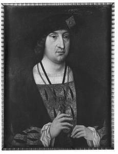 Portret van Frederik II, graaf van de Rijnpalts, hertog van Beieren (1482-1556)