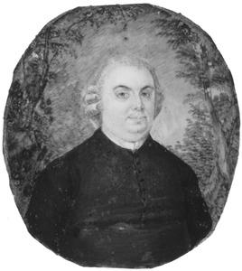 Portret van Joannes Hegeman (1752-1818)