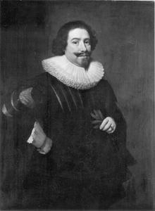 Portret van Johan Vernatti (1592-1637)