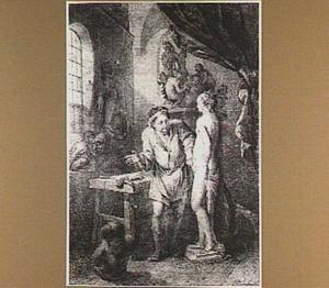 Pygmalion en het Venusbeeld (Metamorfosen 10:243-297)