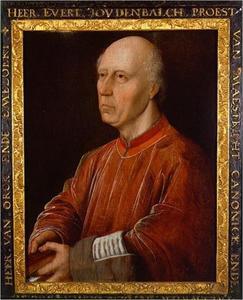 Portret van Evert Zoudenbalch (1423-1503)