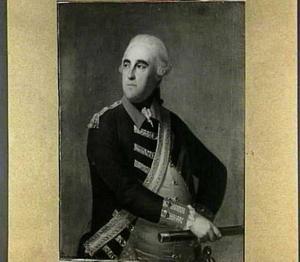 Portret van Aarnout Joost van der Duyn (1718-1790), Heer van's Gravenmoer, Maasdam, Benthorn en Hinkeloord
