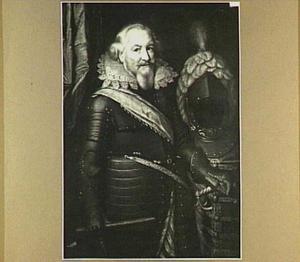 Portret van Johan, graaf van Nassau-Siegen (1561-1623)