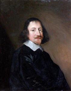 Portret van Henrik Ernst (1603-1665)