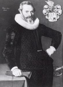 Portret van Hendrick Both (?-?)