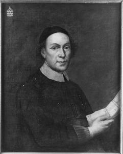 Portret van Theodorus de Cock (1650-1720)