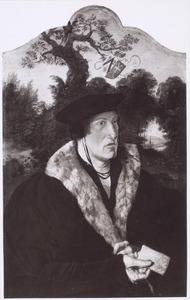 Portret van Jan Claesz. Diert (1497-1573)