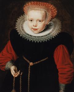 Portret van Maria Gaal (1598-1645)