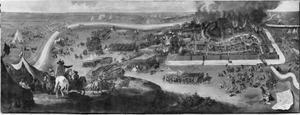 Inname en plundering van Oudewater door Spaanse troepen, 7 augustus 1575