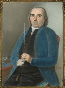 Portret van Cornelis Schieveen (1735-....)
