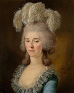 Portret van Cornelia van Rees (1765-1788)