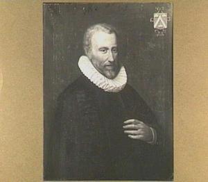 Portret van Nicolaes van der Laan (....-1584)