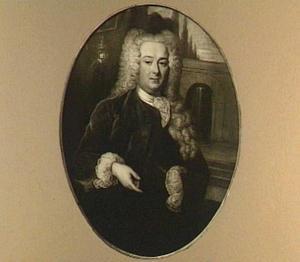 Portret van Ernst Loeben Sels (1709-1777), burgemeester van Zutphen, gecommiteerde ter Staten-Generaal en ter Admiraliteit op de Maze