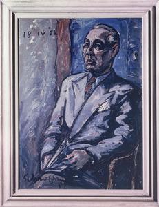 Portret van Pjotr 'Peter' Scharoff (1886-1969)