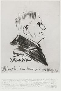 Portret van Herman Theodoor 's Jacob (1869-1950)