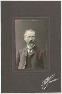 Portret van Ate de Gavere (1861-1939)