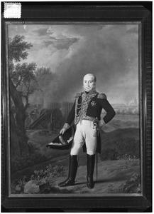Portret van Cornelis Rudolphus Baron Theodorus Krayenhoff (1758-1840)
