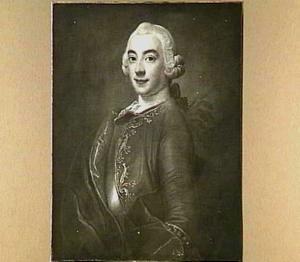 Portret van Cornelis van Heemskerk (1724-1783)