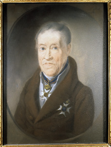 Portret van Gerrit Carel van Spaen ( -1841)