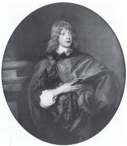 Portret van  Charles, Lord Herbert (1619-1635)