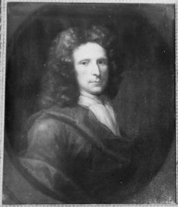 Portret van Jean Baptist Prauwels de Couvin, echtgenoot van Maria Agnes Vennekool