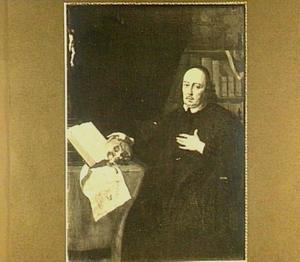 Portret van een pastoor