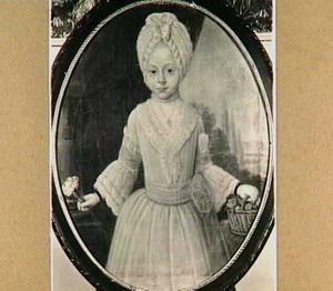 Portret van Cornelia Immagonda de Vries van Vossen