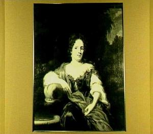 Portret van Glaudina Poelaert (1662-1689)