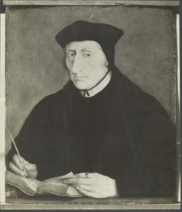 Portret van Guillaume Budé (1467-1540)