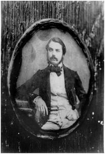 Portret van Samuel Lodewijk Wertheim (1829-1894)