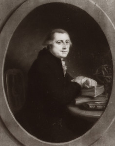 Portret van Pieter Kerkhoven (1752-1802)