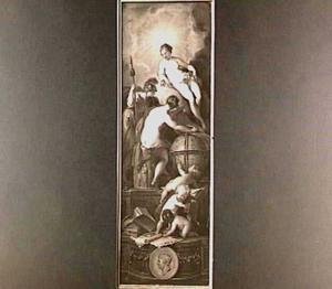 Allegorie op de werken van Ptolemaeus
