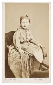 Portret van Johan Karel Westendorp (1865-...)