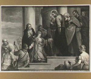 De opwekking van de jongeling te Naïn (Lucas 7:11-17)