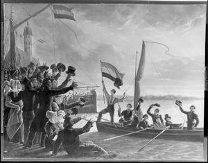 De terugkeer van Jacobus Hobein, 19 maart 1831