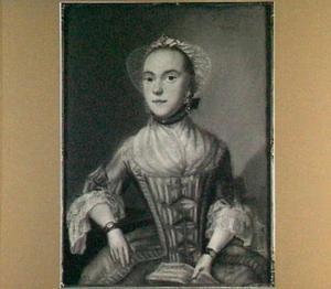 Portret van Sara Elisabeth van Well, echtgenote van Jan van Hoogstraten