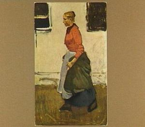 Waspit (meisje uit een kaarsenfabriek)